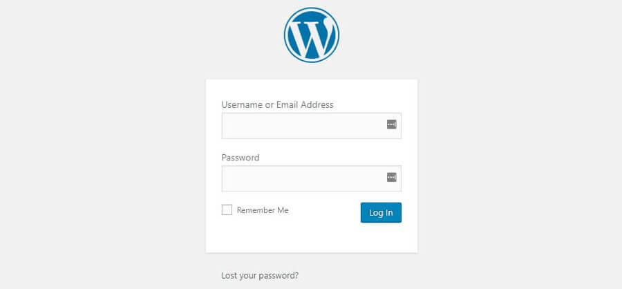 How to Reset Your WordPress PassWord Using the Login Screen