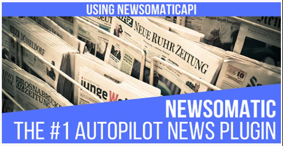 Newsomatic Review