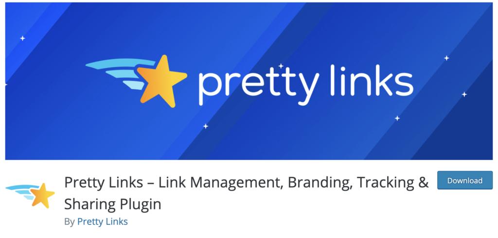 Pretty Links WooCommerce affiliate plugin