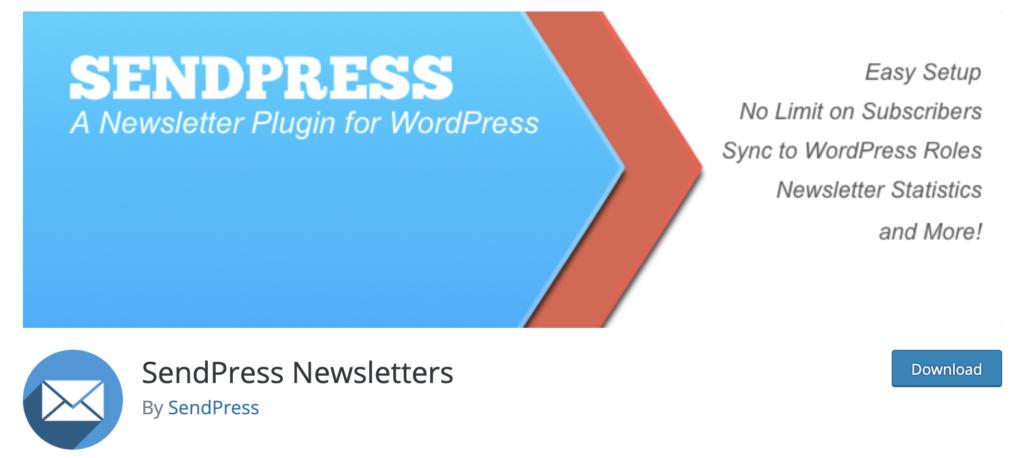 SendPress Newsletter