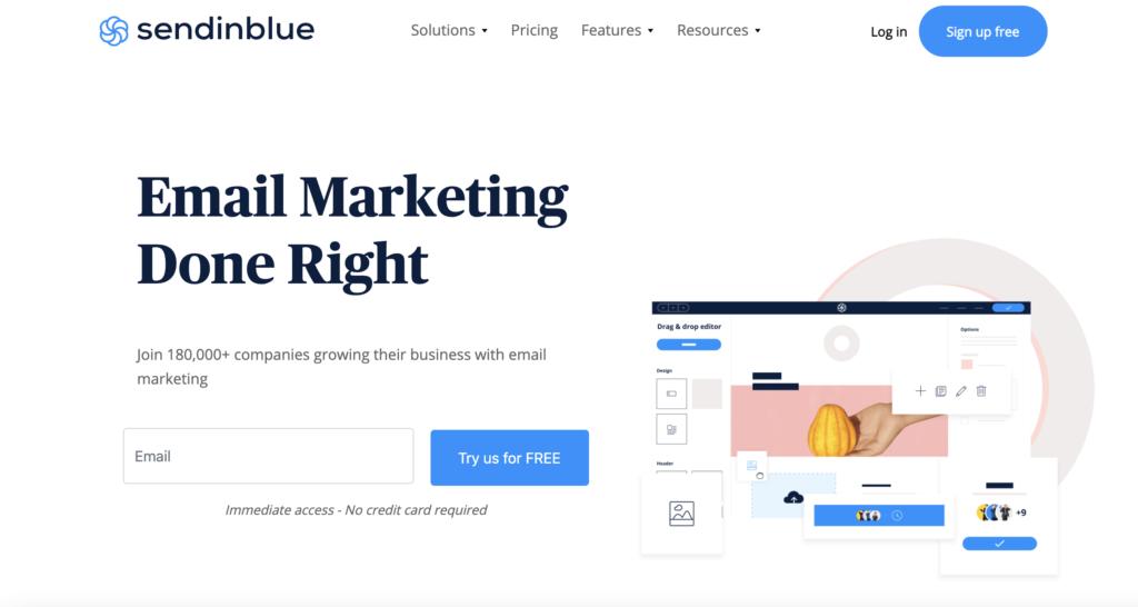 Sendinblue WordPress newsletters plugin