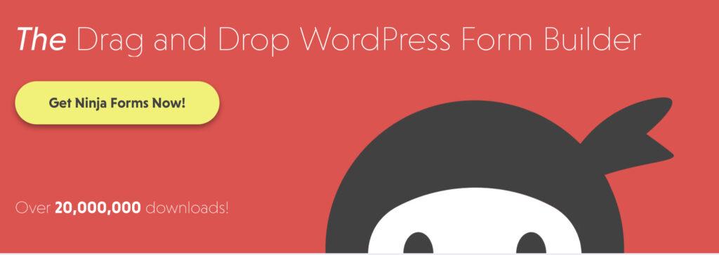 Ninja Forms - Drag and Drop WordPress Form Builder