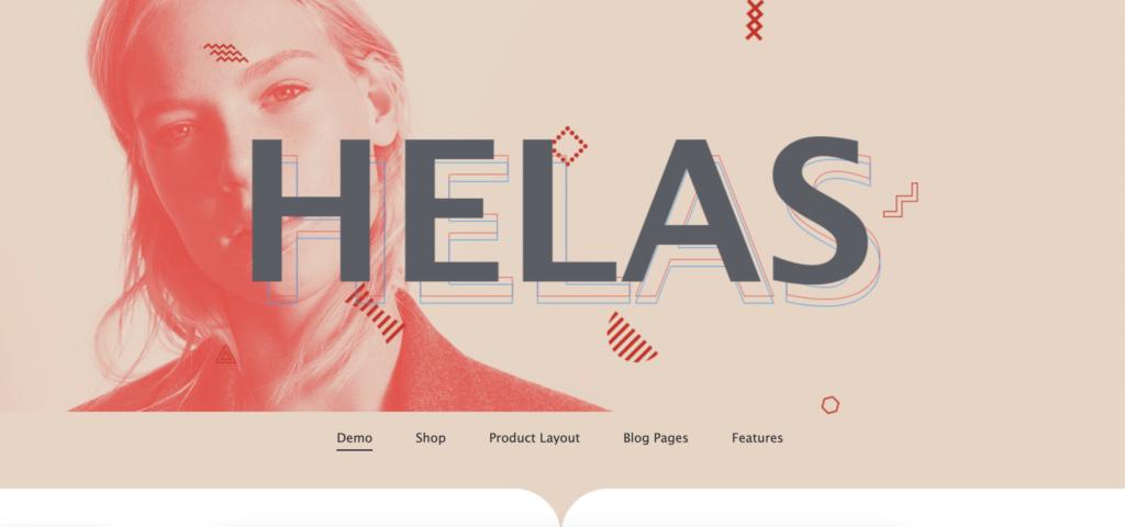 Helas wordpress fullscreen slider