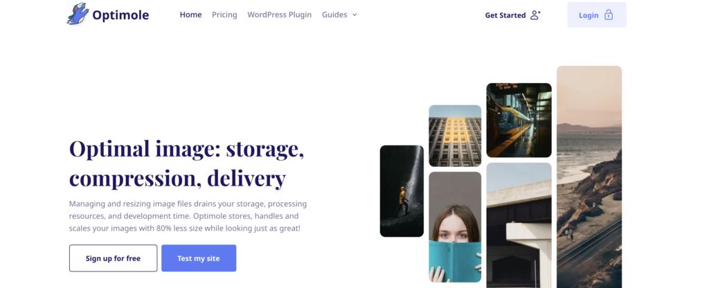 Optimole Lazy Load for WordPress