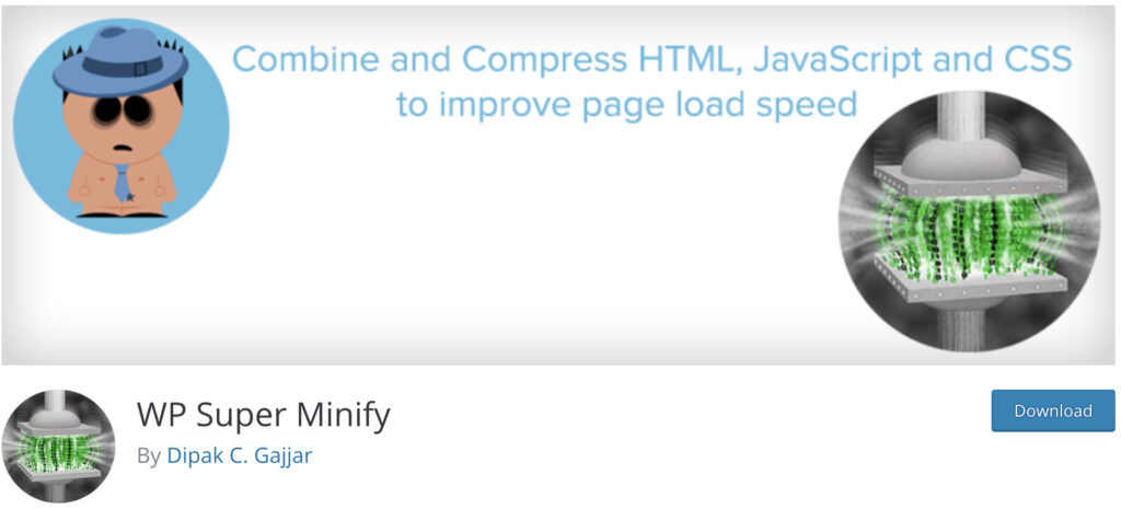 make fewer http requests - WP Super Minify