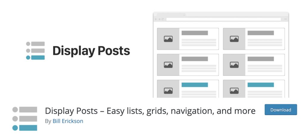 Daily Post WordPress popular posts plugin