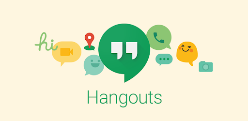 Google Hangouts blogger app for android