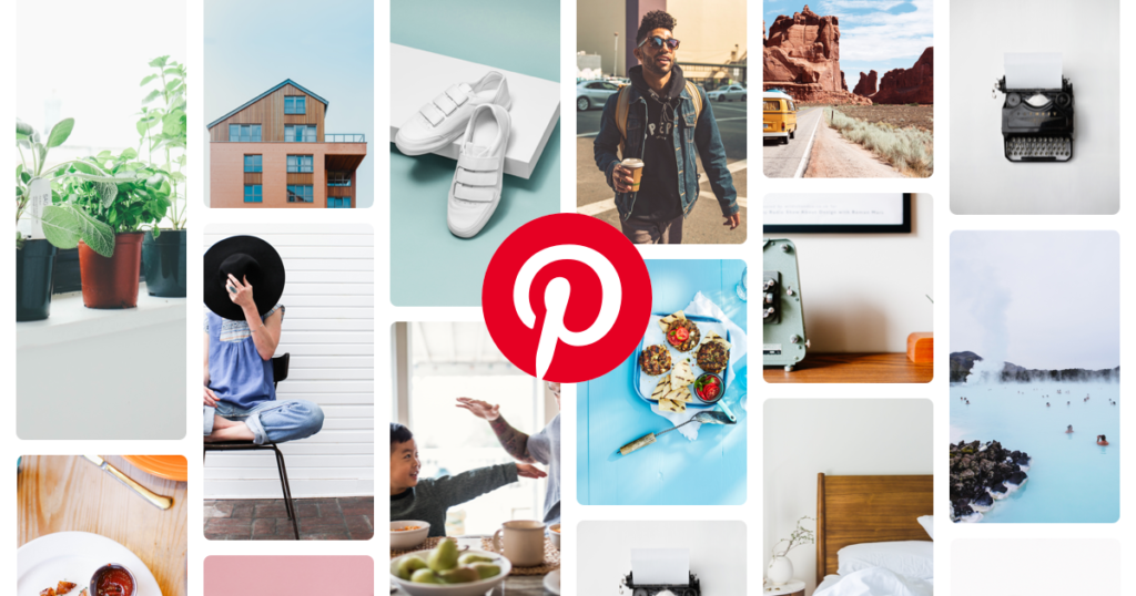 Pinterest blogger app for android