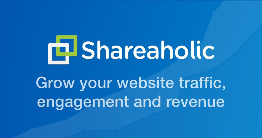 Shareaholic WordPress social sharing plugin