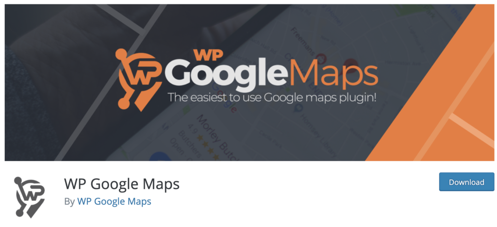 how to add google maps to wordpress with WP Google Maps