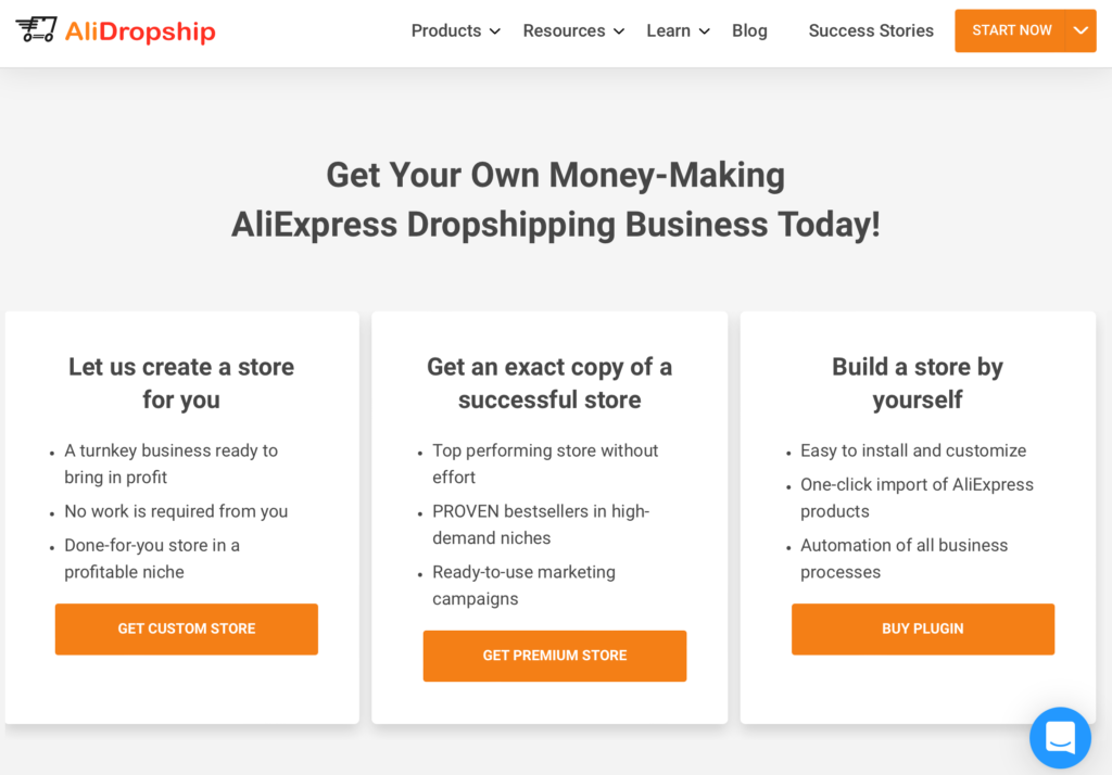 AliDropship - Start AliExpress Dropshipping Business On WordPress