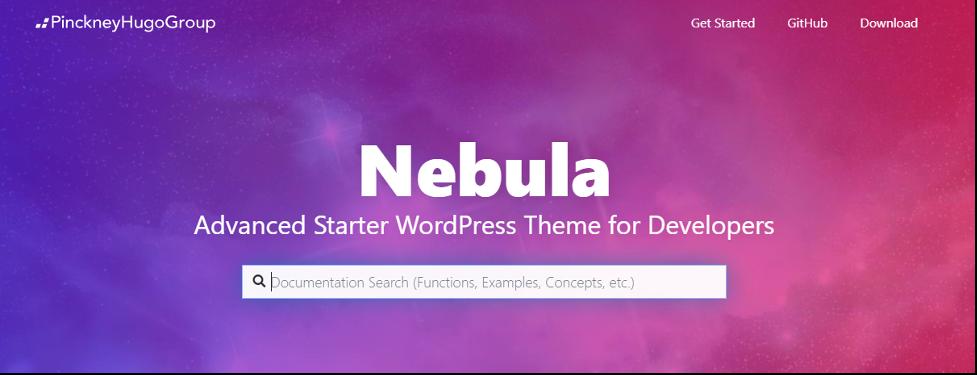 Nebula WordPress starter theme