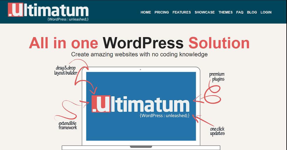 Ultimatum WordPress starter theme
