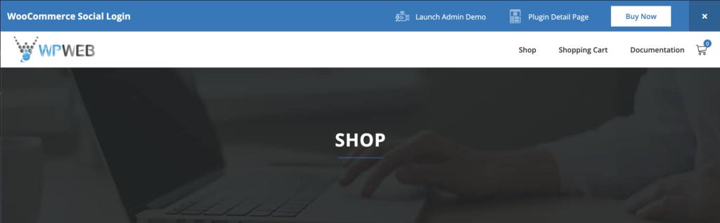 WooCommerce Social Login WordPress LinkedIn plugin