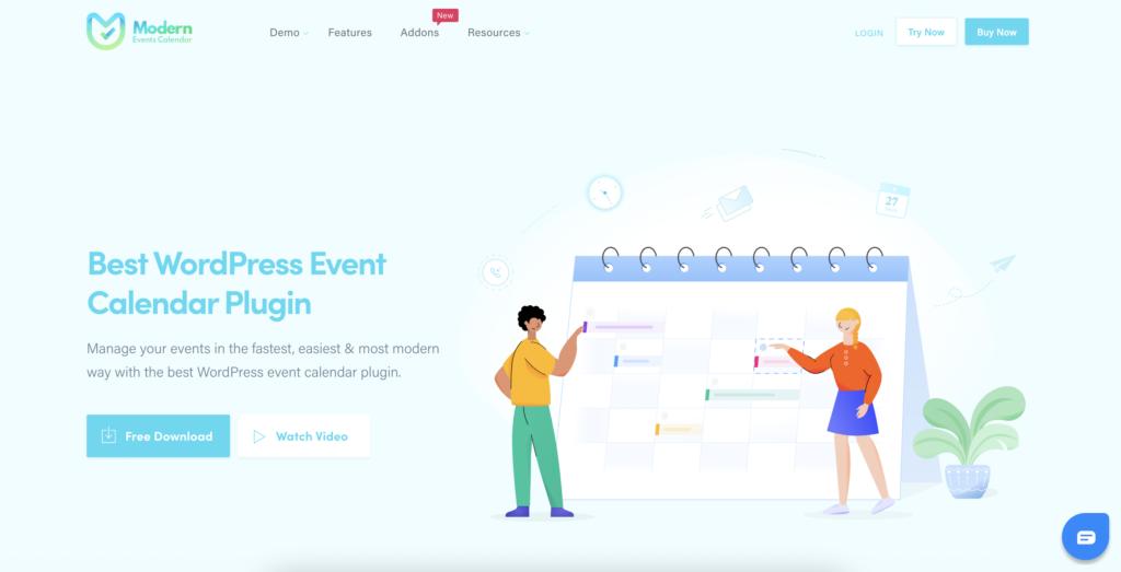 Modern Events Calendar Review