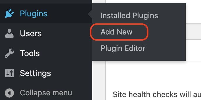 Weglot - add new plugin