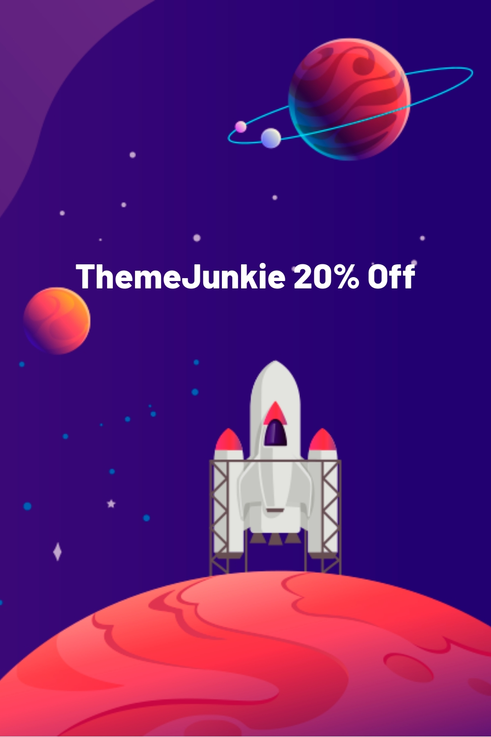 ThemeJunkie 20% Off