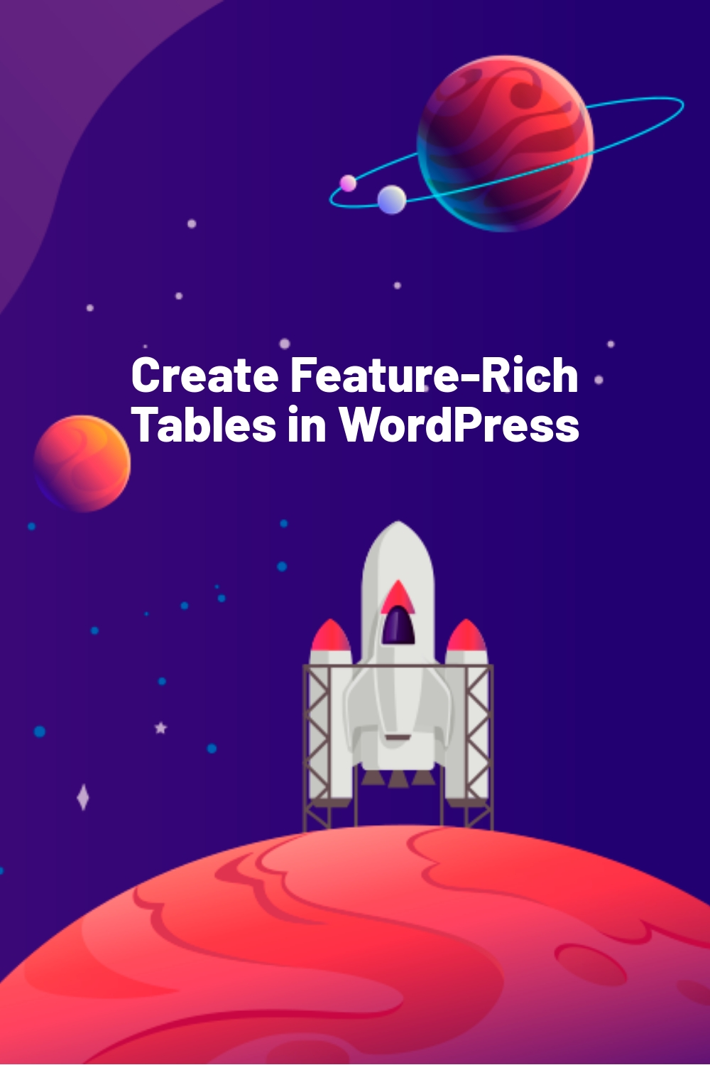 Create Feature-Rich Tables in WordPress